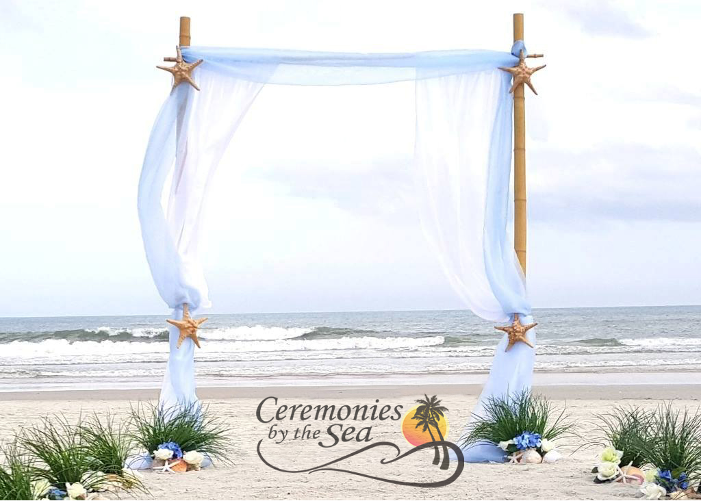 Wedding Officiant & Decor Packages In New Smyrna Beach