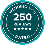 WeddingWire 250 Reviews