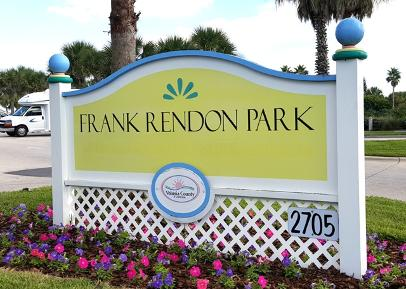 Frank Rendon Park Daytona Beach Shores
