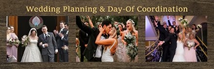 Wedding Planning & Day-of Coordination by A Lovely Engagement
